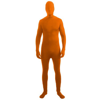 Disappearing Man Suit Orange Dress Up Accessory