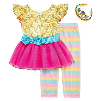 Disney Collection Fancy Nancy Girls Costume
