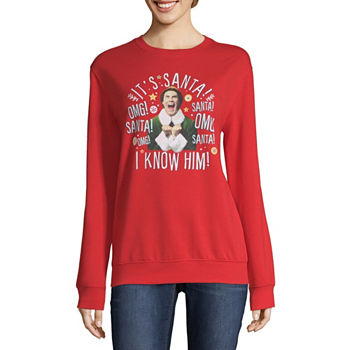 red - Womens Christmas Sweaters