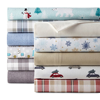 Save 70% on Flannel sheets, starting from $22.49!