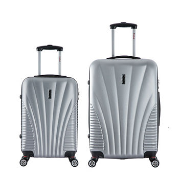 InUSA Chicago Lightweight Hardside Spinner 2-pc. Luggage Set