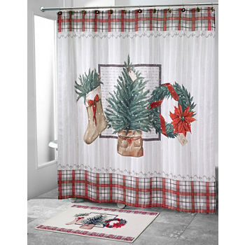Shower Curtains Holiday Decor For The Home