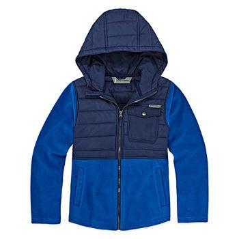 01d94132a Boys Fleece Jackets Coats   Jackets for Kids - JCPenney