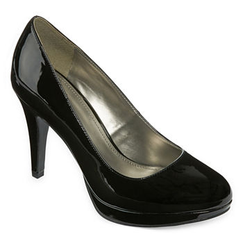359898972 Black Heels, Black High Heels for Women - JCPenney
