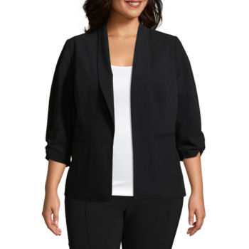 Plus Size Suits Pant Skirt Suit Collections Jcpenney