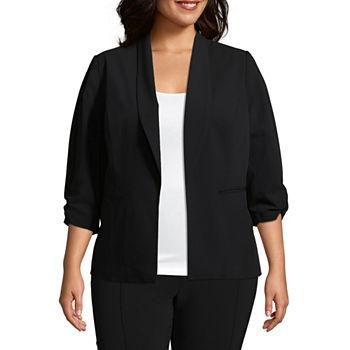 157088037be Blazers Women s Plus Size for Women - JCPenney