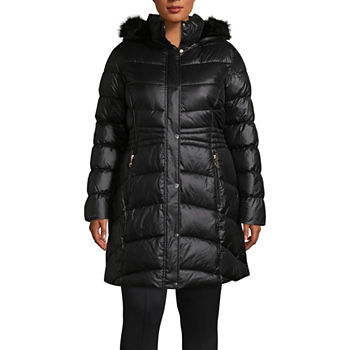 642b58ce80 Plus Size Water Resistant Coats   Jackets for Women - JCPenney