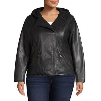 6bb1e0c34e53 Women s Plus Size Coats   Jackets