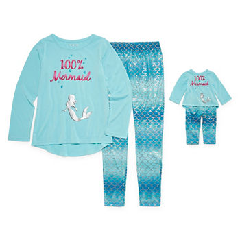 Big Girls 2-pc. Pant Pajama Set