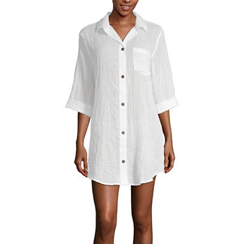 e937482f50 Swimsuit Coverups for Women | Shop Online at JCPenney