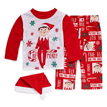 4dc0fb263f82 Rudolph The Red Nose Reindeer Red Baby Girl Clothes 0-24 Months for ...