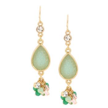 Nicole By Nicole Miller Drop Earrings Fashion Earrings For Jewelry