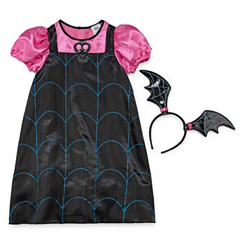 Disney Vampirina Dress Up Costume Girls