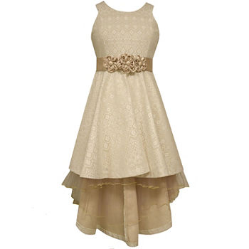 Plus Size White Dresses For Kids Jcpenney