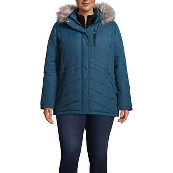a0d5f507b0b Plus Size Coats   Jackets for Women - JCPenney