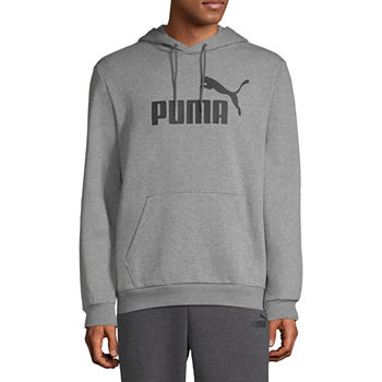 Puma Amplified Mens Long Sleeve Moisture Wicking Hoodie