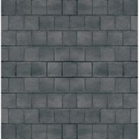 """1-1/8"""" offset mosaic with luxor in polished finish"""