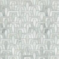teardrop mosaic in rain cloud