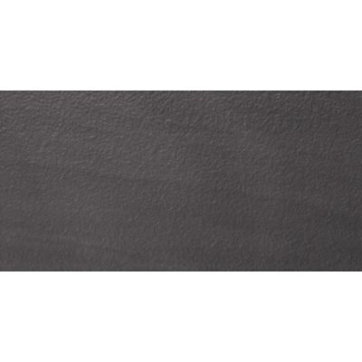 """24"""" x 48"""" rectangle in black flamed"""