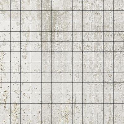 """Elenco 1"""" x 1"""" mosaic in Blanco"""
