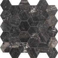 """Eros Grey 2"""" hexagon"""