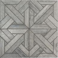 parquet mosaic in honed finish