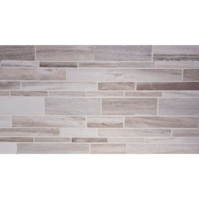 Orrizonte random linear mosaic in polished finish