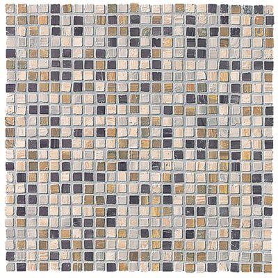 Prescott Rubik mosaic in  Gray/Noce mixed