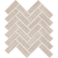 sarto herringbone mosaic in sabbia