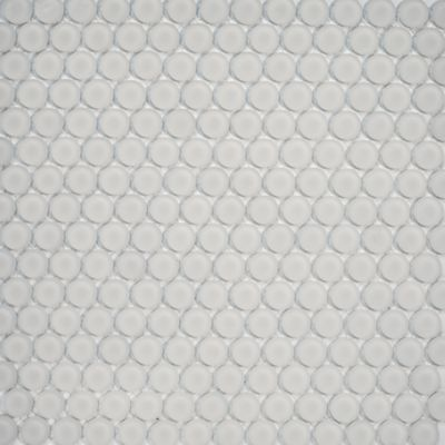 penny mosaic in pure silk gloss