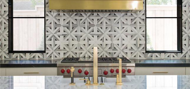 "30"" x 72"" slab in honed finish (designer: Michael S Smith Design)"