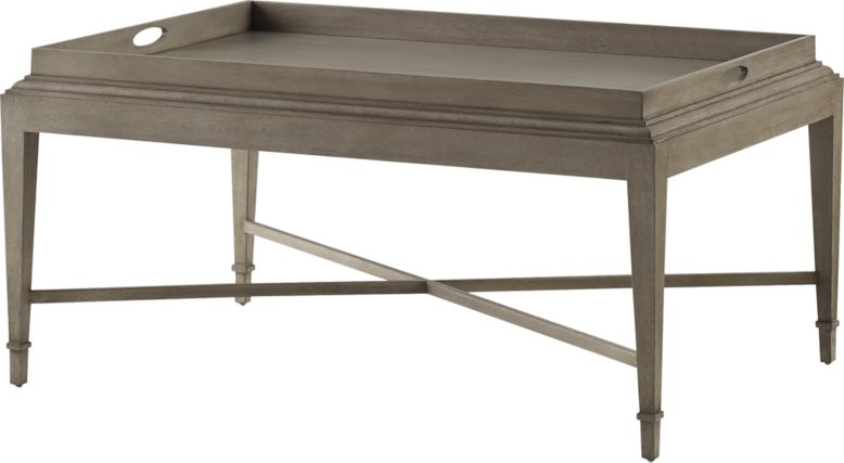 - Tray Coffee Table By Barbara Barry - 3451 Baker Furniture