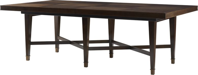 Larchmont Dining Table by Barbara Barry - 3680 | Baker Furniture