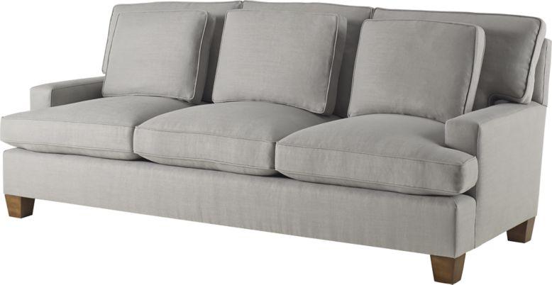 Modern Sofa By Barbara Barry 830 86 Baker Furniture