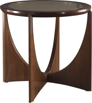 Dana Side Table by Lexicon 20591 Baker Furniture