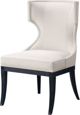 Marat Upholstered Dining Chair By Jacques Garcia   3848 1 | Baker Furniture