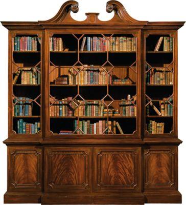 Книжный шкаф - mb/sh0025. книжный шкаф от фабрики baker.