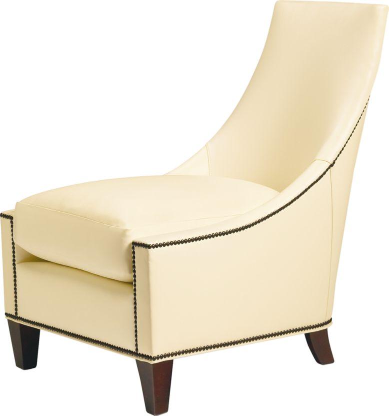 Bel Air Lounge Chair By Thomas Pheasant 6368 Baker