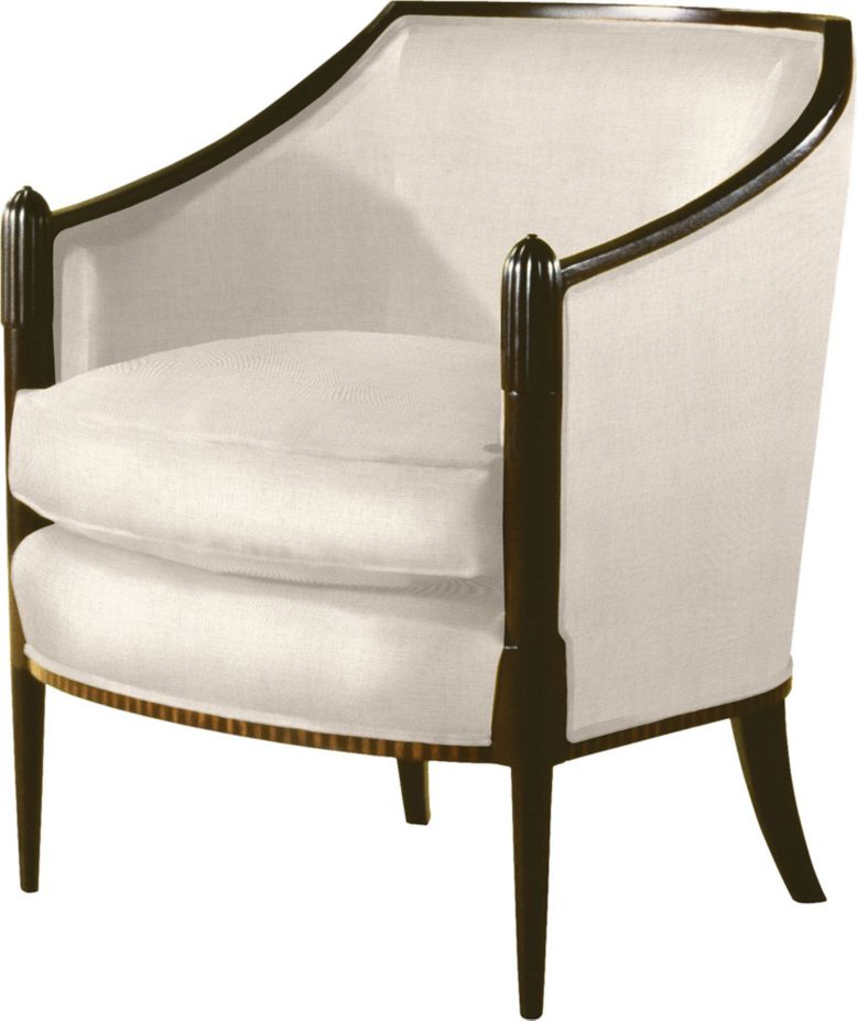 Deco Classic Lounge Chair By Barbara Barry 460 Baker Furniture