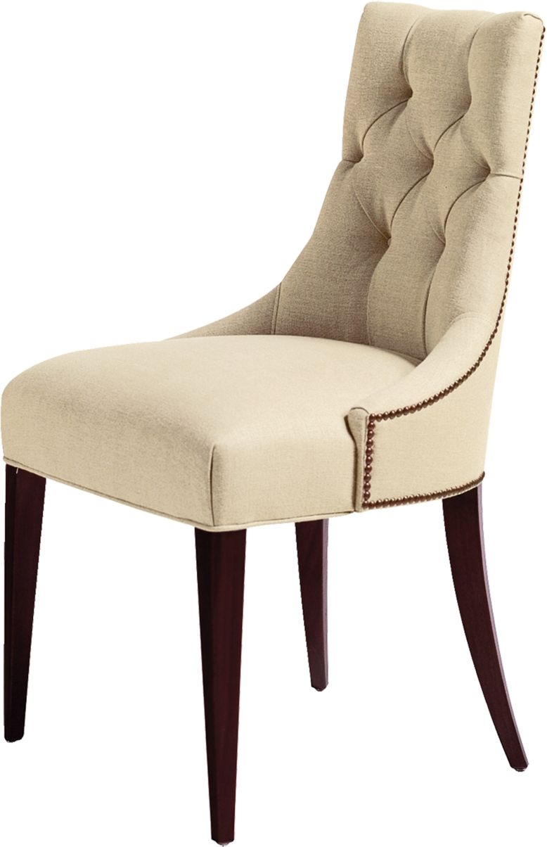 Ritz Dining Chair By Thomas Pheasant 7841 Baker Furniture