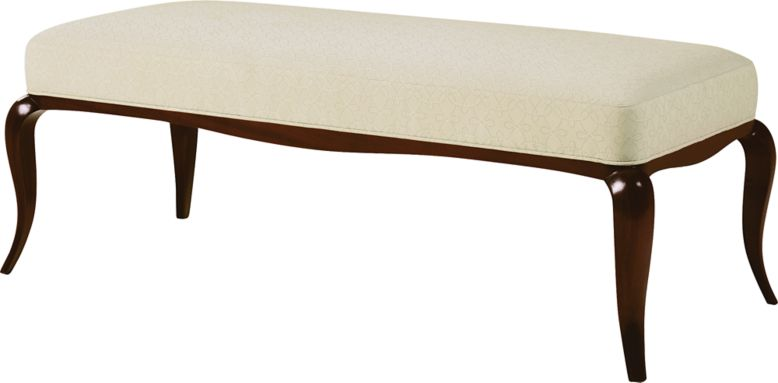 Foot Of Bed Bench By Barbara Barry 3418 Baker Furniture