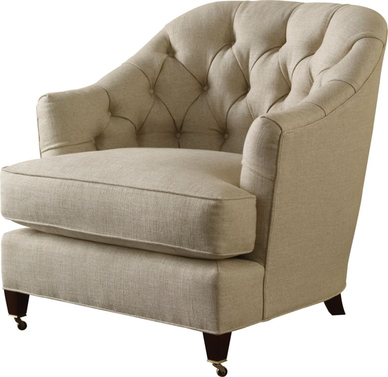 Windsor Lounge Chair By Thomas Pheasant 6357c Baker