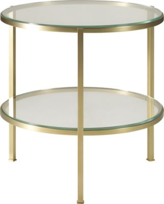 Terrace Side Table by Thomas Pheasant 7881 Baker Furniture