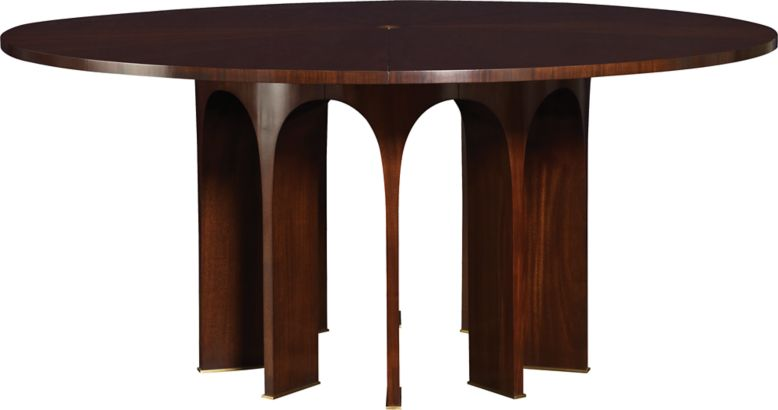 Arcade Dining Table by Thomas Pheasant - 8638 | Baker Furniture