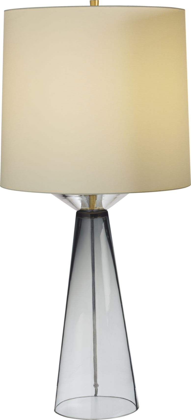 Waistline table lamp tall by barbara barry bb131 baker furniture geotapseo Image collections