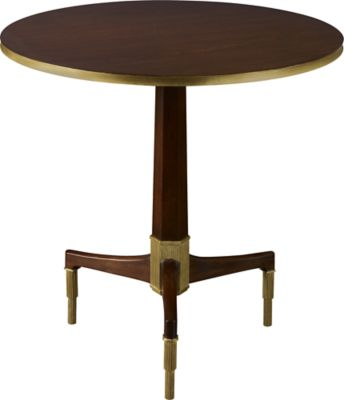 Newel Side Table by Thomas Pheasant 8660 Baker Furniture