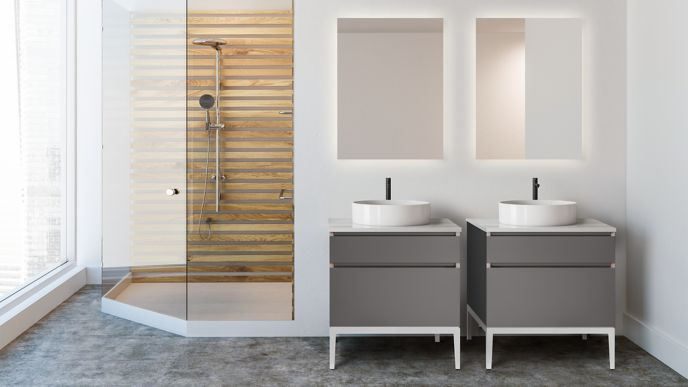 Cartesian Freestanding Vanities