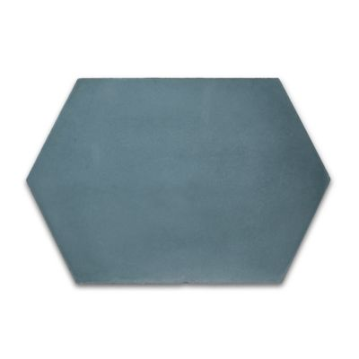 "casona 8""x12"" elongated hexagon field in reef"