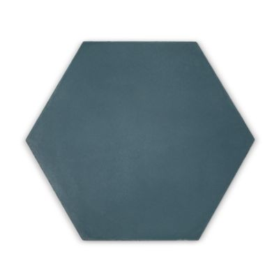 "casona 8""x9"" hexagon field in reef"