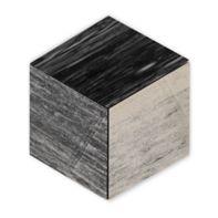 Catia Black vintage cube mosaic